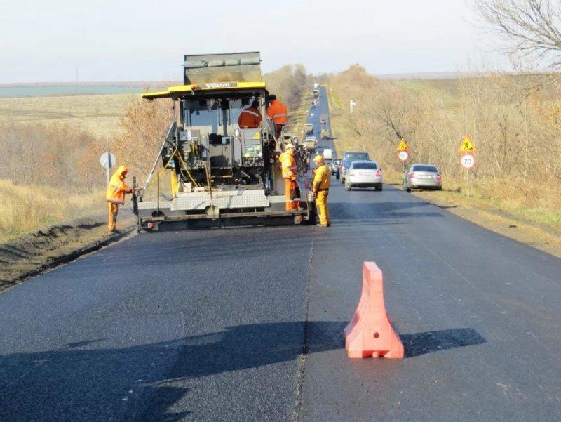 Хмельницька область у трійці по використанні державних коштів на ремонти доріг