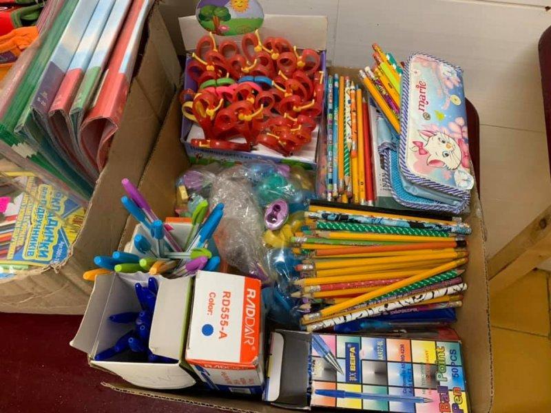 Подаруй дитячу казку: в Кам'янці-Подільському проводяться збори речей для дітей-сиріт