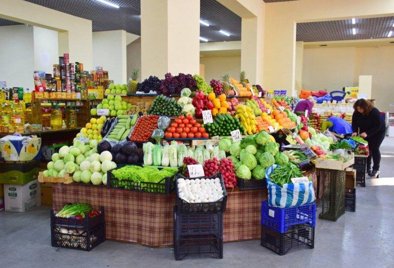 Продовольчі ринки відкриють до кінця тижня.